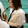 Steven's last band concert of the year for 6th grade.